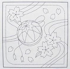 Sashiko Patterns, Projects and Information