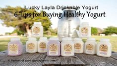 6 Tips for Buying the Healthiest Yogurt [ GroovyBeets.com ] #GroovyBeets #health #lifestyle