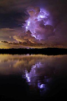 Lightning...nature the artist