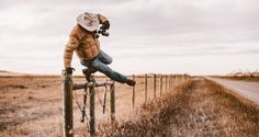 Pickaxing Through The Wild West | Forest Woodward for Agloves | Click to see more images and read about the shoot #cowboy #photography