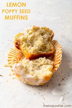 You will LOVE these lemon poppy seed muffins, with their fluffy interior, the gorgeous tall bakery-style muffin top and the tangy lemon icing. Easy Gluten Free Desserts, Gluten Free Muffins, Gluten Free Baking, Healthy Dessert Recipes, Breakfast Recipes, Flourless Desserts, Dairy Free Cheesecake, Lemon Poppyseed Muffins, Sweet Breakfast