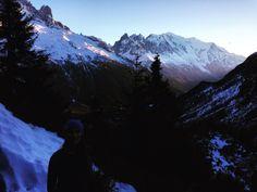 Mountain #wild #montblanc #night #mountain #adventure