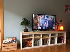 Mi macetero de piña - Leroy Merlin Hairpin Table, Easy Diy, House, Furniture, Portal, Home Decor, Christmas, Woodworking Toys, Second Life