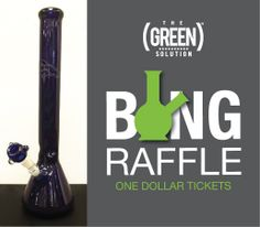 Denver Broncos Bong Raffle at The Green Solution Denver East! Enter to win for only $1... 4400 Grape Street, Denver One Dollar, Denver Broncos, Bongs, Street, Pipes And Bongs, Walkway