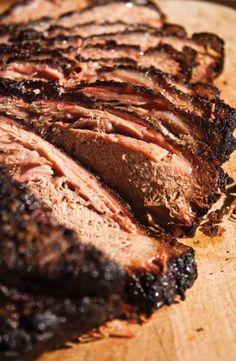 Barbecued Beef Brisket Dry Rub- 6 tbsp chili powder 3 tbsp paprika 2 ...