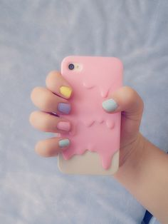 Pink Frosting phone case