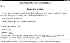 PSORIAZIS-CORESPONDENTA DENIPLANT: Cu sa cumpar deniplant Plant