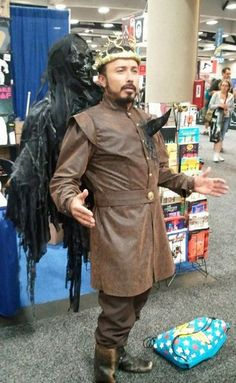 King Renly and Stannis/Melisandre Shadow || Cool Game of Thrones Cosplay