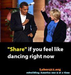 I Feel like dancing!.