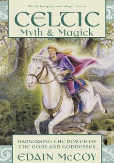 Tap into the mythic power of the Celtic goddesses, gods, heroes, and heroines to aid your spiritual quests and magickal goals. Human and divine...