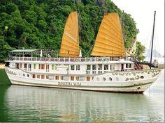 Indochina Junk Halong Bay - Indochina Sails Halong Bay