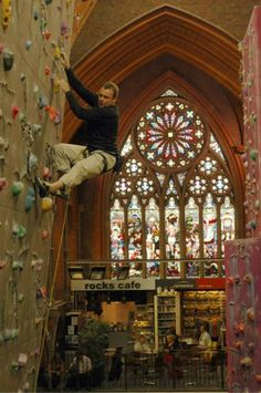 Glasgow Climbing Centre | citizenMag