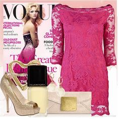 Lace Valentines Day dress?