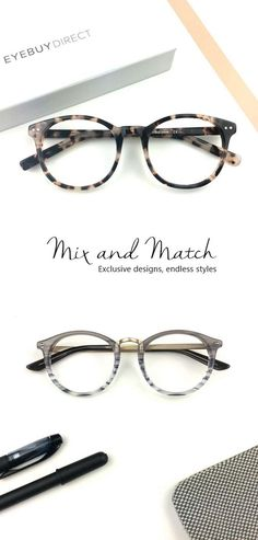 From feminine to fierce, we have hundreds of glasses for women sure to please any fashionista. Find women's reading glasses at EyeBuyDirect. Cute Glasses, New Glasses, Glasses Frames, Look Fashion, Autumn Fashion, Lunette Style, Four Eyes, Eyeglasses For Women