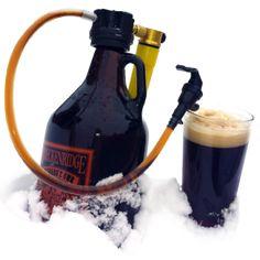 "tap-it-cap. Fight flat beer! www.LiquorList.com ""The Marketplace for Adults with Taste!"" @LiquorListcom  #LiquorList"