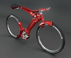 this is an insane bike....cool design ideas on this site