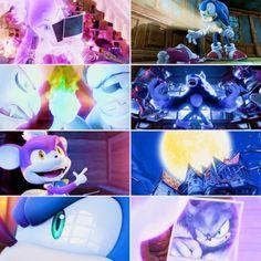 sonic night of the werehog Hedgehog Game, Sonic The Hedgehog, Sonic Unleashed, The Sonic, My Destiny, Consoles, Minions, Nerd, Geek Stuff