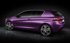 Peugeot 308 XY 2014 3 portes