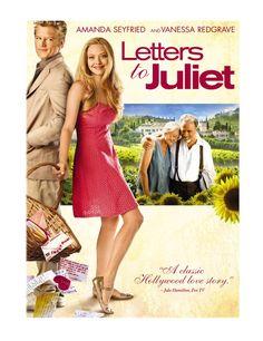 Letters to Juliet - (2010) Amanda Seyfried, Gael Garcia Bernal, Vanessa Redgrave, Franco Nero