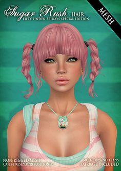 Sugar Rush Crystal Edition for 50L Fridays   Flickr - Photo Sharing!