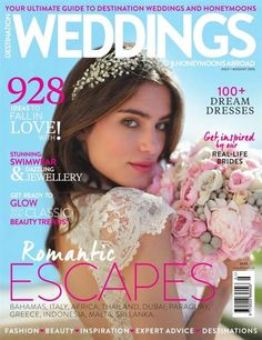 Time to drink champagne and dance on the table! High Emotion Weddings is featured in the Destination Weddings & Honeymoons Abroad Magazine UK! Getting Married Abroad, Romantic Escapes, Wedding Honeymoons, Destination Wedding Planner, Vienna Austria, Magazine, Bride, Champagne, Dance