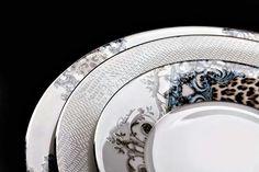 Roberto Cavalli tableware. Obsessed