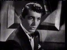 pictures of dean martin on youtube | Dean Martin - One For My Baby... - YouTube