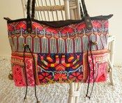 Hmong Hill Tribe bag, Kindred Spirits