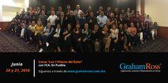 """Curso """"Los 7 Pilares del Éxito"""" con FCA. En Puebla.  El 20 y 21 de Junio de 2016 Síguenos a través de www.grahamross.com.mx"""