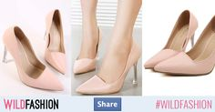 Nude SHARE Kitten Heels, Nude, Shoes, Fashion, Sandals, Moda, Zapatos, Shoes Outlet, Fashion Styles