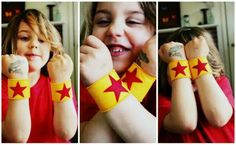 superhero cuffs
