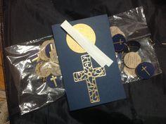 tarjeta de ordenacion diaconal