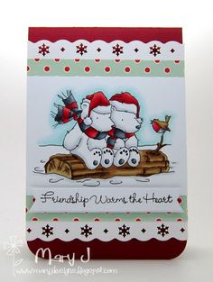 Where's my creativity?: Lili of the Valley Christmas release blog hop!