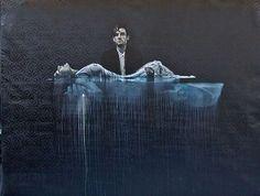 LOGAN HICKS http://www.widewalls.ch/artist/logan-hicks/ #stencil #urban #art