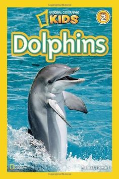National Geographic Readers: Dolphins by Melissa Stewart, http://www.amazon.com/dp/1426306520/ref=cm_sw_r_pi_dp_jP6erb0FN9FBM