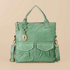 FOSSIL® Handbag Silhouettes Tote:Women Modern Cargo Convertible Tote ZB4524
