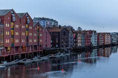 Nidelven III, Norway