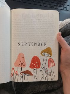 Monthly Bullet Journal Layout, Bullet Journal October, Bullet Journal Cover Ideas, Bullet Journal Lettering Ideas, Bullet Journal Notebook, Bullet Journal Ideas Pages, Bullet Journal Inspiration, Bullet Journal Design Ideas, Monthly Planner