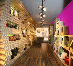 I want my closet to look like this store!