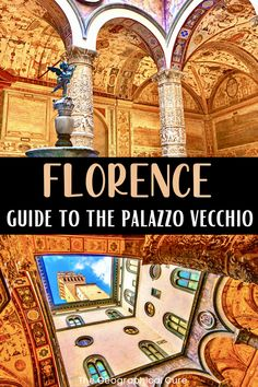 This is the ultimate guide to visiting the amazing Palazzo Vecchio. The palace is a must see site in Florence Italy. Palazzo Vecchio is a medieval fortress on the outside and a Renaissance palace on the inside. It's one of Florence's most historic and important landmarks and was the residence of the Medici dynasty. This Florence travel guide tells you everything to see inside the palace. You can climb the Tower of Arnolfo for views. Florence Itineraries | Best Things To Do and See in…