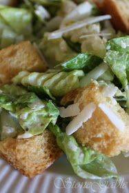StoneGable Caesar Salad.  My favorite salad....always looking for another variety