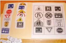 photo example of ADVANCED SKILLS II  autism tasks, autism activities, autism education materials, TEACCH oriented.
