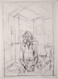 A Giacometti Portrait by James Lord is one of the best books about the creative process I have ever read.