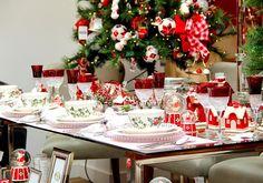 Decoração de Natal Passo a Passo com fotos e dicas ♥