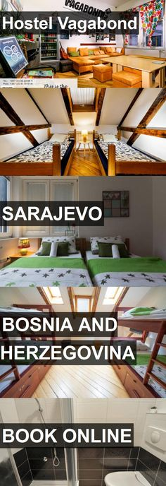 Hostel Vagabond in Sarajevo, Bosnia And Herzegovina. For more information, photos, reviews and best prices please follow the link. #BosniaAndHerzegovina #Sarajevo #travel #vacation #hostel