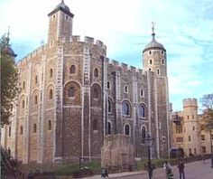 The White Tower, London