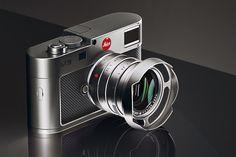 Leica M9 Titanium. hmm...