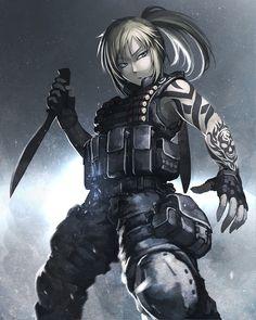 anime,Hellshock,anime art