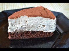 Vegan coffee mousse cake~ - YouTube