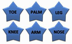 Fun For All: Anagrams: Body Parts - Odd One Out Puzzle Body Parts, Puzzles, Fun, Puzzle, Lol, Funny
